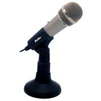 Micrófono Metálico con Pedestal Kolke al mejor precio solo en loi