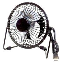 Mini Ventilador metálico con conexión USB al  mejor precio solo en LOI