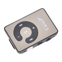 Reproductor MP3 con ranura Micro SD y Auriculares-Negro al mejor precio solo en loi