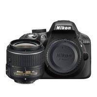 Cámara Reflex Nikon d3300 - Lente de Kit 18-55mm al mejor precio solo en LOI