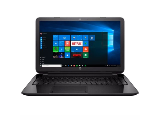Notebook HP AMD E2 15,6