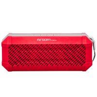 Parlante Portátil Buzzbeats Argom con Bluetooth Rojo al mejor precio solo en loi