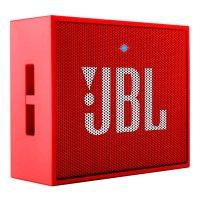 Parlante Bluetooth portátil JBL GO! color Rojo al mejor precio solo en loi