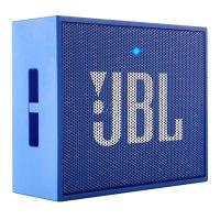 Parlante portátil JBL GO! Bluetooth color Azul al mejor precio solo en loi