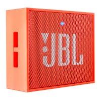 Parlante portátil JBL GO! Bluetooth color Naranja al mejor precio solo en loi