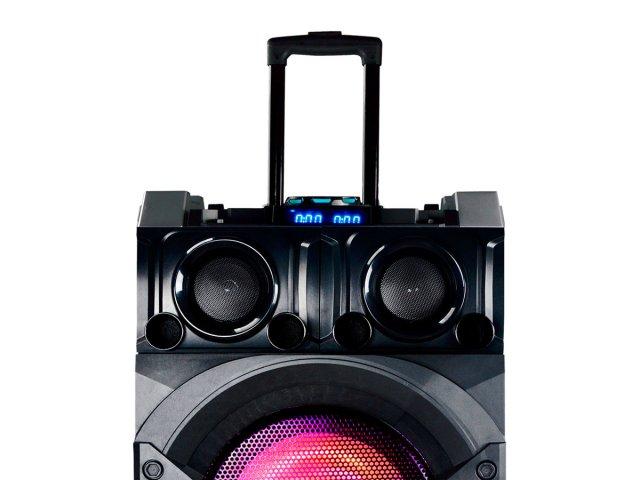 Parlante Portátil DJ Mixer Pro con Karaoke-Bluetooth al mejor precio solo en LOI