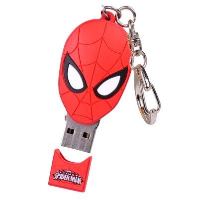 Pendrive Llavero Diseño Spider-Man de 8GB al mejor precio solo en LOI