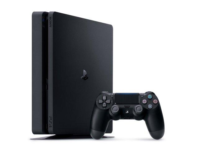 PlayStation 4 PS4 Slim Nueva + Juego COD IW al mejor precio solo en LOI