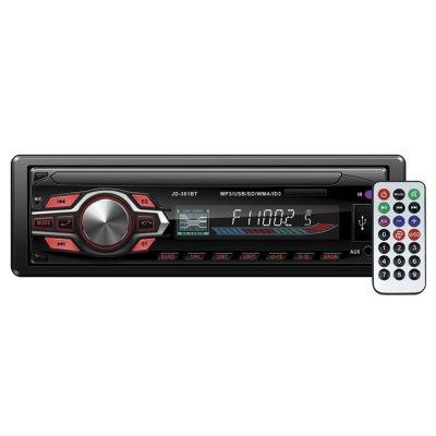 Radio Para Auto Ledstar con Bluetooth y USB JD-371BT al mejor precio solo en loi