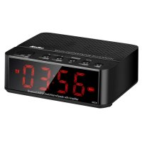 Radio Reloj Despertador Kolke - Parlante Inalámbrico al mejor precio solo en LOI