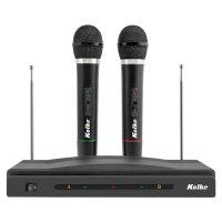 Set de Micrófonos Inalámbricos Kolke con Receptor al mejor precio solo en LOI