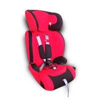 Silla butaca de niños Roja para auto 9 meses a 12 años