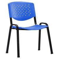 Silla Empoli Apilable en Polipropileno Azul al mejor precio solo en loi