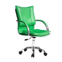 Silla Ejecutiva de Diseño Italiano Empoli H1 - Verde al mejor precio solo en LOI