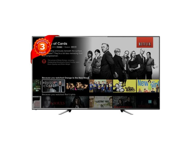 Smart TV JVC de 65