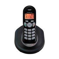 Teléfono inalámbrico con captor y altavoz