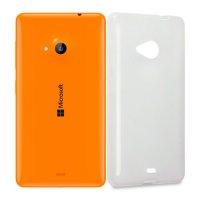 Estuche TPU Deluxe para Microsoft LUMIA 535 al mejor precio solo en LOI
