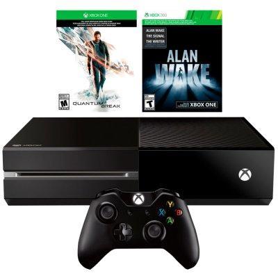 Consola XBOX ONE 500GB + Quantum Break + Alan Wake al mejor precio solo en loi