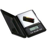 Balanza de bolsillo digital con tara 0,1/500g LCD