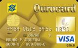 Cartão de Crédito Ourocard Banco do Brasil Visa Gold