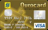 Cartão de Crédito Ourocard Banco do Brasil Visa International