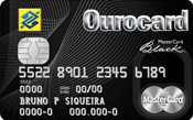 Cartão de Crédito Ourocard Banco do Brasil MasterCard Black