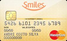 Cartão de Crédito Smiles Banco do Brasil MasterCard Internacional