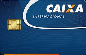Cartão de Crédito Caixa MasterCard Internacional