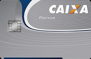Cartão de Crédito Caixa MasterCard Platinum