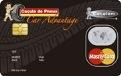 Cartão de Crédito Caçula de Pneus MasterCard