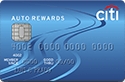 Cartão Citi Auto Rewards Visa International