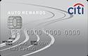 Cartão de Crédito Citi Auto Rewards MasterCard Platinum