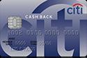 Cartão de Crédito Citi Cash Back International MasterCard