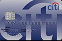 Cartão de Crédito Citi Clássico International MasterCard