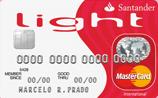Cartão de Crédito Santander Light MasterCard®