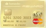 Cartão de Crédito Santander Reward MasterCard