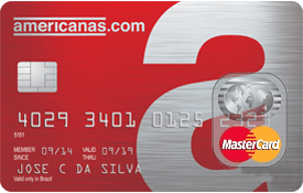 Cartão Americanas.com MasterCard