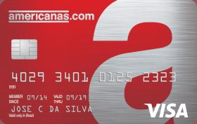 Cartão Americanas.com Visa