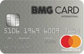 Cartão BMG Card MasterCard