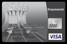 Cartão de Crédito BRBCARD Visa Empresarial