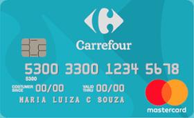 Cartão de Crédito Carrefour Mastercard Internacional