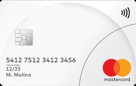 Cartão Construmarques MasterCard