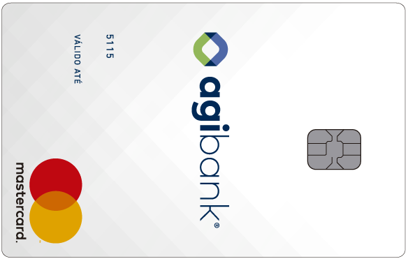 Cartão de Crédito Agibank Mastercard Internacional