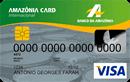 Cartão de crédito Amazônia Card Internacional
