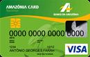 Cartão de crédito Amazônia Card Nacional