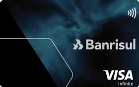 Cartão de Crédito Banrisul Visa Infinite