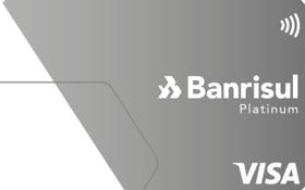Cartão de Crédito Banrisul Visa Platinum