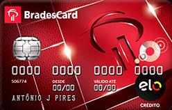 Cartão de Crédito Bradescard Elo Nacional