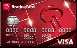 Cartão de Crédito Bradescard Visa Nacional