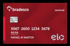 Cartão de Crédito Bradesco Elo – Função Crédito
